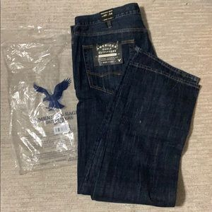 American eagle jeans size 40W 32L new boot